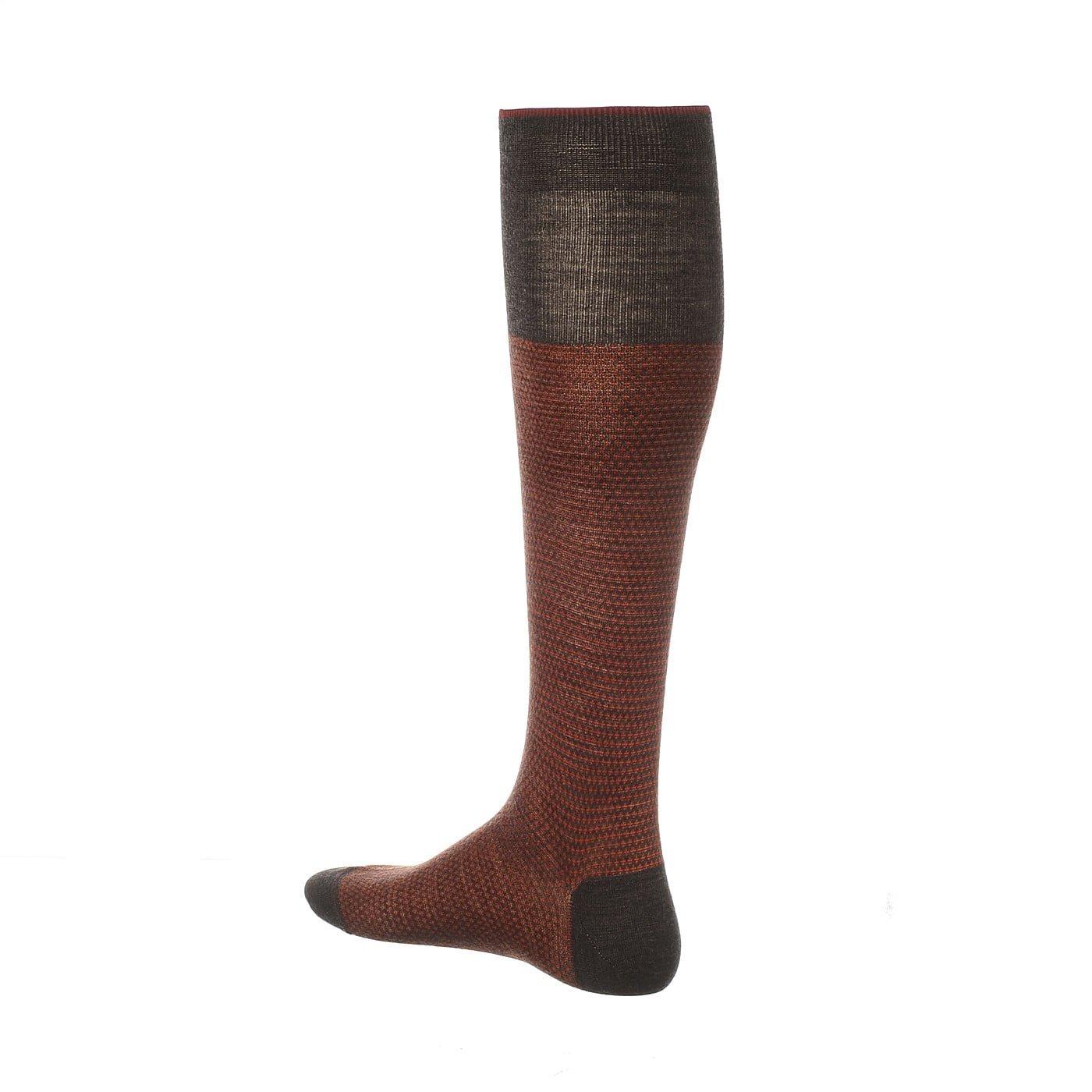 Calze Gallo maglia rasata retro