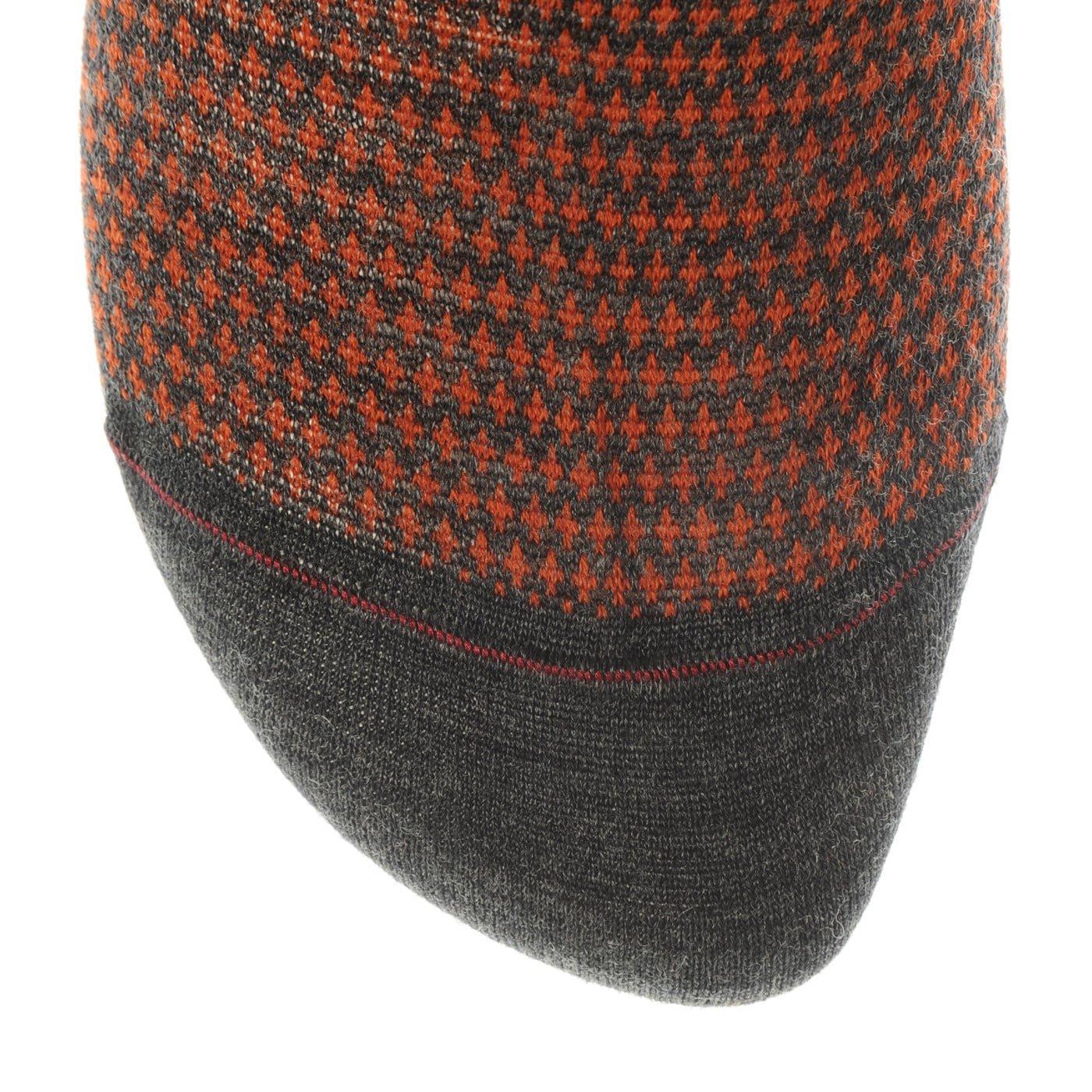 Calze Gallo maglia rasata punta