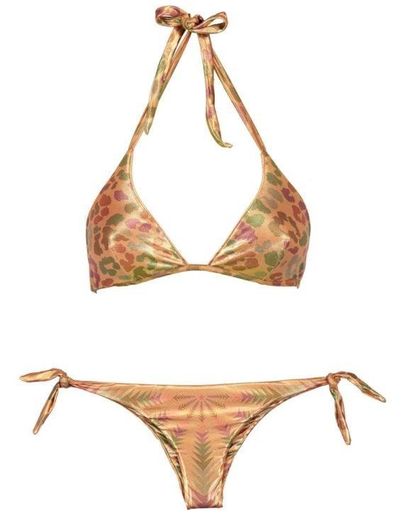Bikini brasserie macula Pin Up Stars