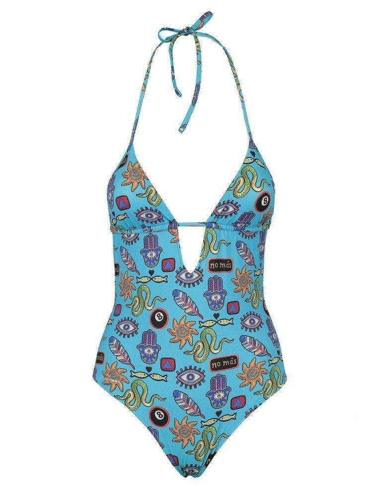 Pin up stars costume intero virginia poisson d 39 amour - Costumi da bagno pin up ...