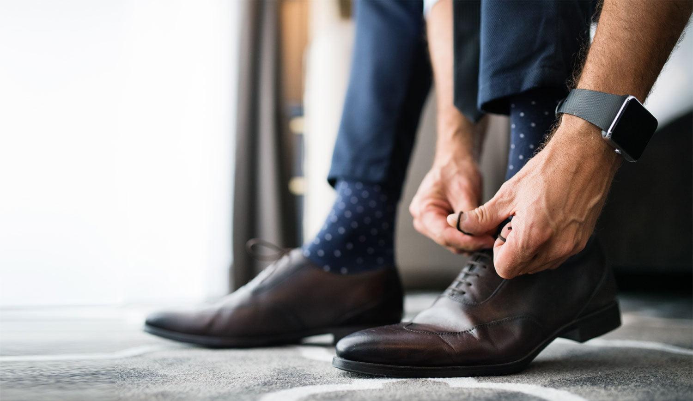 Lo stile della Calze Gallo ai tuoi piedi