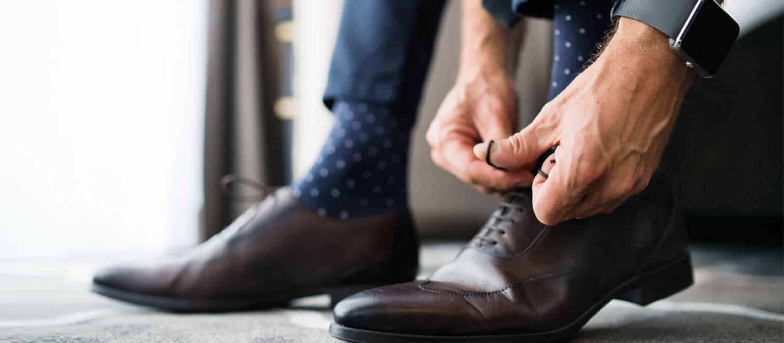 Calze Gallo: lo stile ai piedi di un uomo