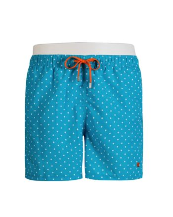 Boxer mare Gallo Pois turchese