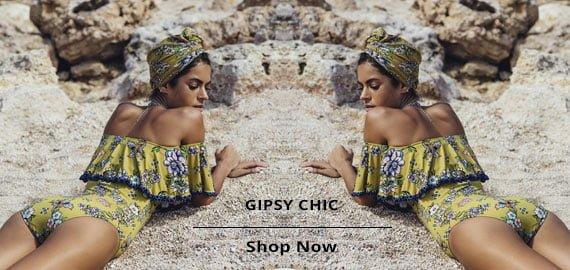 Scopri lo stile Gipsy Chic - Estate 2019