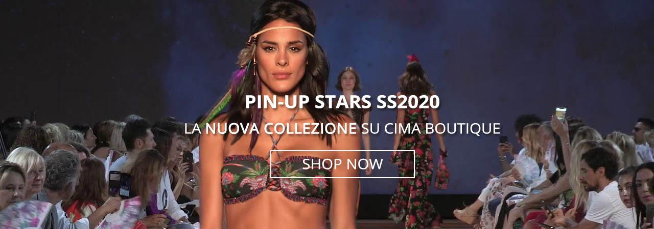 LA COLLEZIONE SS2020 DI PIN UP STARS SU CIMA BOUTIQUE