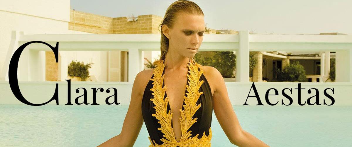 La nuova collezione di costumi Clara Aestas è online su Cima