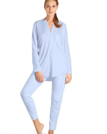 Pigiama Hanro Donna Pure Essence Blue