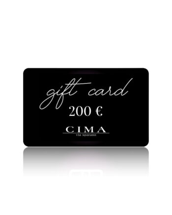 Gift Card Regalo Online Cima 200 euro