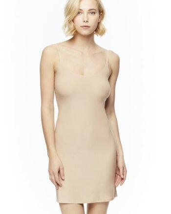 Chantelle Sottoveste SoftStretch Nude microfibra