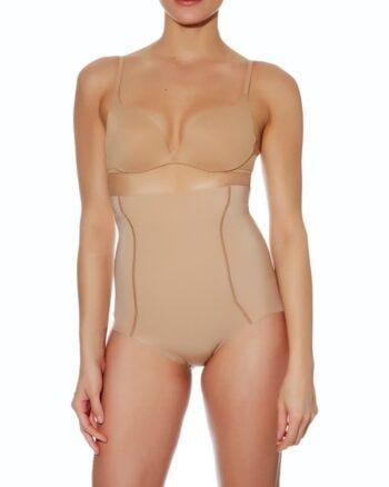 Guaina Wacoal vita alta modellante sgambata nude